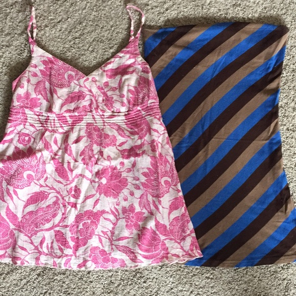Tops - MATERNITY Tops for summer. Size Small.